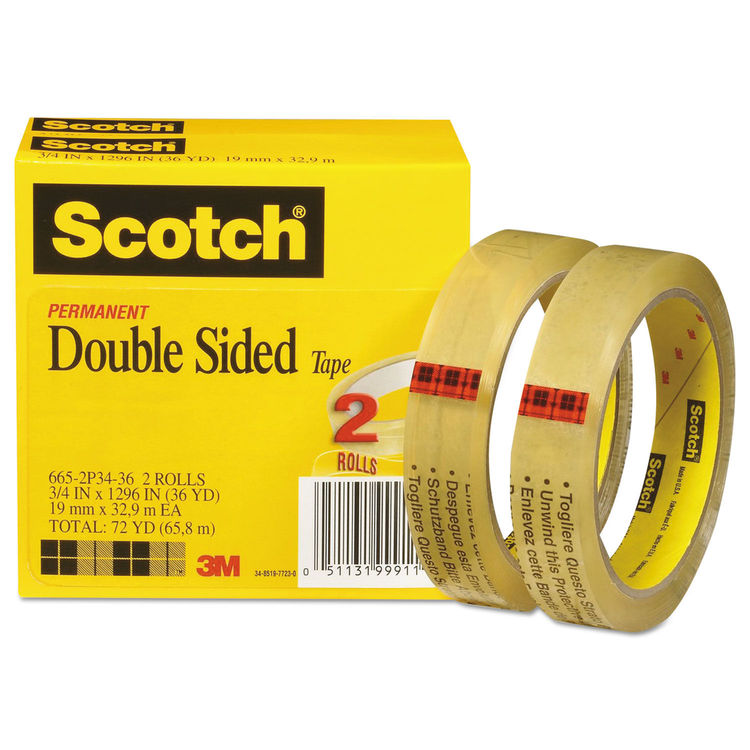 scoth double face